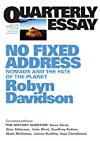 No Fixed Address: Nomads and the Fate of the Planet