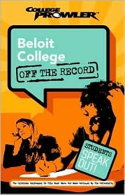 Beloit College: Off the Record Sarah Maehl