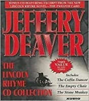 The Coffin Dancer / The Empty Chair / The Stone Monkey (Lincoln Rhyme, #2, #3, #4)