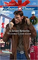 A Texan Returns (Brody's Crossing, #4)