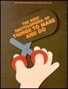 The Kids Encyclopedia Of Things To Make And Do  by  Richard Michael Rasmussen