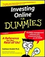 Investing Online for Dummies [With CDROM]