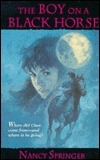 Boy on a Black Horse  by  Nancy Springer