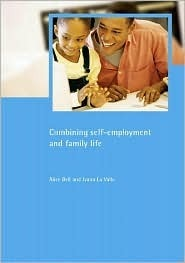 Combining self-employment and family life Alice Bell