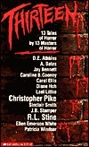 Thirteen: 13 Tales of Horror  by  13 Masters of Horror by R.L. Stine