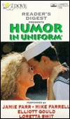 Humor in Uniform  by  Readers Digest Association