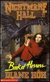 Book of Horrors (Nightmare Hall, #16) Diane Hoh