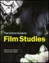 The Oxford Guide To Film Studies John   Hill