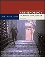 "Criminology with Free Power Web and Free ""Making the Grade"" Student CD-ROM"