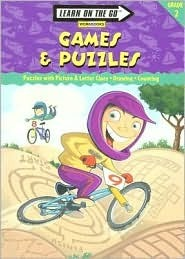 Games & Puzzles: Grade 2 [With Workbook] Learning Horizons