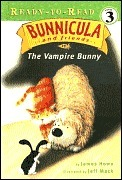 The Vampire Bunny (Bunnicula and Friends, #1)  by  James Howe