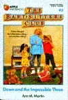 Dawn and the Impossible Three (The Baby-Sitters Club, #5)  by  Ann M. Martin