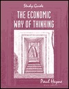 The Economic Way Of Thinking: Study Guide  by  Paul Heyne