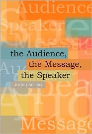 The Audience, the Message, the Speaker [With Registration Code]  by  John Hasling