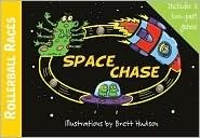 Space Chase [With Built in Rollerball Race Games] Pat Hagarty