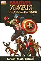 Marvel Zombies/Army Of Darkness Hc Captain America Cover (Marvel Dynamite Entertainment)