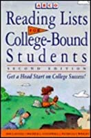 Reading Lists For College-Bound Students (ARCO)