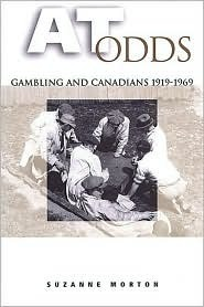 At Odds  by  Suzanne Morton