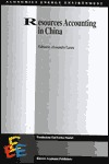 Resources Accounting in China  by  Alessandro Lanza