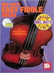 Easy Fiddle Solos [With CD] Dick Weissman