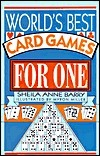 Worlds Best Card Game for One  by  Sheila Anne Barry