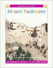 Mount Rushmore  by  Cynthia Amoroso