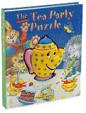 The Tea Party Puzzle: A Squaky Surprise Tony Linsell