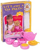 Build-A-Bear Workshop: Lets Have a Tea Party! Lynn Brunelle