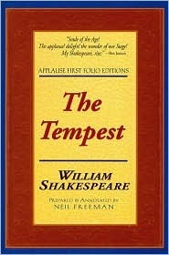 The Tempest: Applause First Folio Editions  by  William Shakespeare