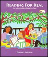 Reading for Real  by  Thomas J. Swinscoe