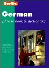 German Phrase Book  by  Berlitz Publishing Company