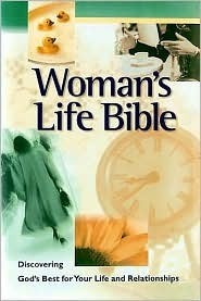 Holy Bible: Womans Life Bible  by  Anonymous