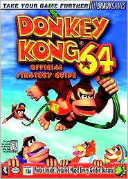 Donkey Kong 64 Official Strategy Guide BradyGames