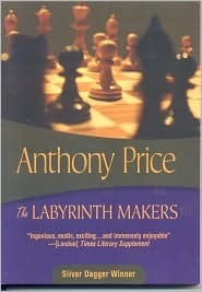 The Labyrinth Makers Anthony Price
