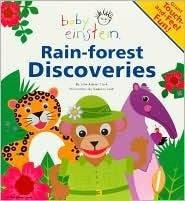 Rain-forest Discoveries: A Giant Touch and Feel  by  Julie Aigner-Clark