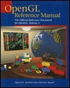 OpenGL Reference Manual: The Official Reference Document for OpenGL, Release 1  by  OpenGL Architecture Review Board