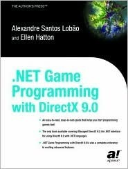.Net Game Programming with DirectX 9.0 [With CDROM] Alexandre Santos Lobao
