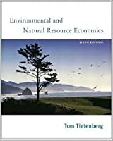 Environmental and Natural Resource Economics