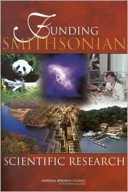 Funding Smithsonian Scientific Research  by  National Research Council
