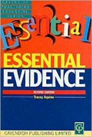 Evidence  by  Tracy Aquino