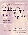 Great Wedding Tips from the Experts Robbi Ernst III
