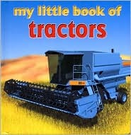 My Little Book of Tractors  by  Various