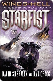 Wings of Hell (Starfist Series #13)  by  David Sherman