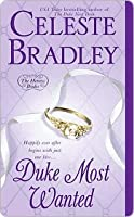 Duke Most Wanted (Heiress Brides, #3)