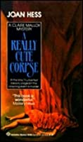 A Really Cute Corpse (Claire Malloy, #4)