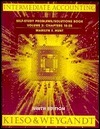 Self-Study Problems/Solutions to Accompany Intermediate Accounting (Volume 2.  Chapters 15-25) Donald E. Kieso