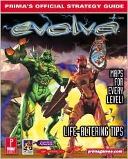 Evolva: Primas Official Strategy Guide  by  Julian Gale