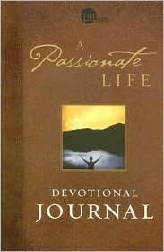A Passionate Life Devotional Journal  by  Mike Breen