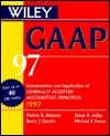 GAAP, 1997: Interpretation and Application of Generally Accepted Accounting Principles  by  Patrick R. Delaney
