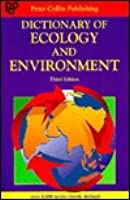 Dictionary of Ecology and the Environment